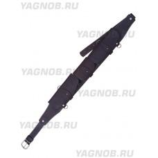Патронташ К-12, 20 патронов, цвет коричневый, арт.200