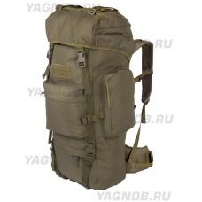 Тактический рюкзак Grizzly, Tactica 762, арт 229, 50-70 литров, цвет Олива (Olive)
