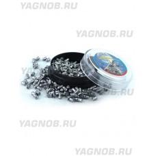 Пули свинцовые Шмель 0,88 г, калибр 4,5 мм (350 шт)