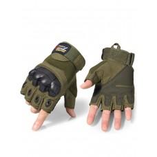 Беспалые тактические перчатки (9)