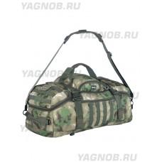 Тактический рюкзак сумка (баул) Gongtex Traveller Duffle Backpack, 55 л, арт 0308, цвет атакс, мох (A-TACS)