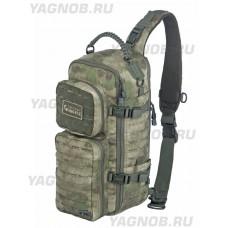 Однолямочный тактический рюкзак Gongtex Assault Sling Bag, 23 л, арт 0280, цвет Атакс, Мох (A-TACS)