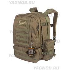 Тактический рюкзак GONGTEX DIPLOMAT BACKPACK, 60 л, арт 0151, цвет Олива (Olive)