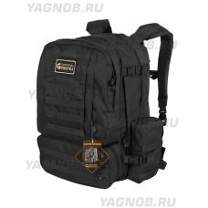 Тактический рюкзак GONGTEX DIPLOMAT BACKPACK, 60 л, арт 0151, цвет Черный (Black)