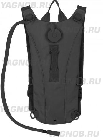 Гидратор (Питьевая система для рюкзака) HYDRATION BACKPACK, арт WB002, цвет Черный (Black)