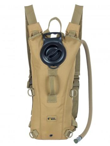 Гидратор (Питьевая система для рюкзака) GONGTEX HARD ROCK HYDRATION BACKPACK, цвет Койот (Coyote)
