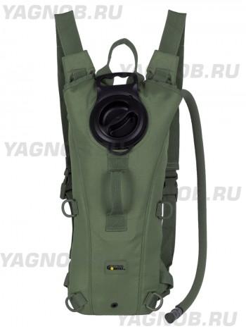 Гидратор (Питьевая система для рюкзака) GONGTEX HARD ROCK HYDRATION BACKPACK, цвет Олива (Olive)