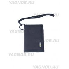 Армейский бумажник GONGTEX Tactical Wallet, арт GP0223 цвет Черный (Black)
