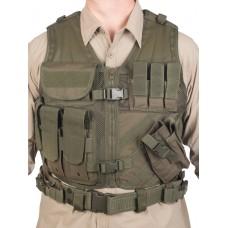 Тактический разгрузочный жилет Gongtex Guardian AK-47 Modular Vest T-045, цвет Олива (Olive)