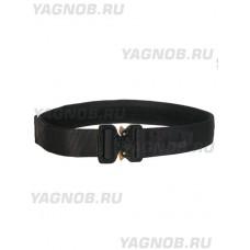 Тактический нейлоновый ремень Gongtex Shielder W COBRA BELT, цвет Черный (Black)