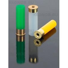 Гильза  полиэтиленовая, без капсюля 12 к., низкий цоколь 10 мм, Maxam, Cheddite, (100 шт)