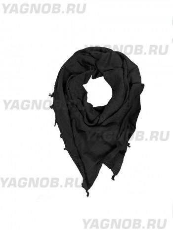 Арафатка, черная, 110х110 см, арт.500800