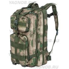 Тактический рюкзак Silver Knight, арт 3P, 33 л, цвет Атакс (A-TACS)