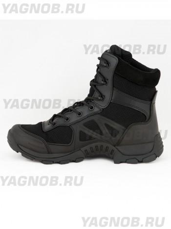 Ботинки мужские треккинговые Hanagal Otarriinae летние арт 142136341, цвет черный (Black)