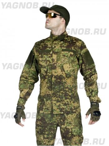 Костюм тактический мужской, летний, Gongtex CPU (Combat Patrol Uniform) , цвет камуфляж Pencott Greenzone