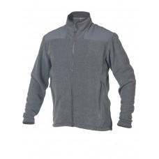 Куртка мужская флисовая GONGTEX Superfine Fleece Jacket, цвет Серый (Gray)