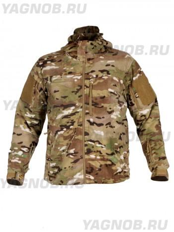 Куртка мужская флисовая GONGTEX Summit Fleece Jacket, цвет Мультикам (Multicam)