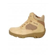 Тактические мужские ботинки (берцы) DELTA 0503(1), цвет Desert, Sand (Песочный)