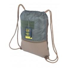 Компактный армейский Вещмешок Gongtex Sports Bag, 18 л, арт 0488,  цвет Олива (Olive)