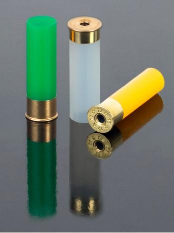 Гильза  полиэтиленовая, без капсюля 20 к., низкий цоколь 10 мм, Maxam, Cheddite, (100 шт)