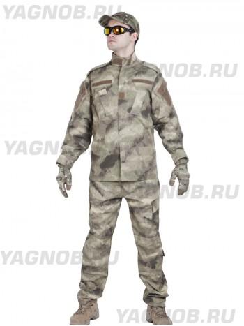Костюм тактический летний Tactical Gear, Tactica 762, арт F16, цвет Атакс песок, A-Tacs Desert, A-Tacs AU