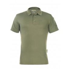 Поло мужское (футболка) Gongtex Performance Polo Shirt, цвет Олива (Olive)