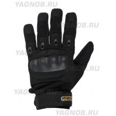 Тактические Перчатки GONGTEX Tactical Gloves, арт. 003, цвет черный