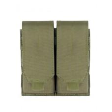 Подсумок для магазина на 2 отделения Tactica 762, арт PH-031, цвет Олива (Olive)