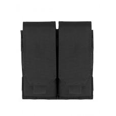 Подсумок для магазина на 2 отделения Tactica 762, арт PH-031, цвет Черный (Black)