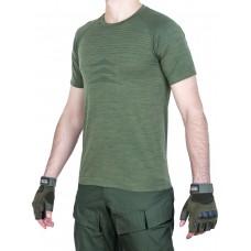 Футболка мужская тактическая Tactical PRO SHIRT, 726 GEAR, арт 9095, цвет Олива (Olive)