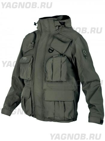 Куртка мужская демисезонная Tactical Pro Jacket 726 ARMYFANS, арт C018, цвет Олива (Olive)