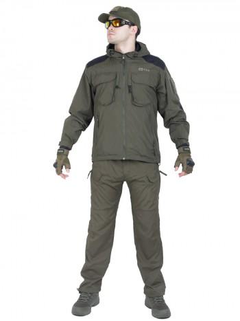 Костюм тактический демисезонный Special Forces, 726 ARMYFANS, арт A035-1205, цвет Олива (Olive)