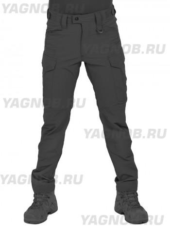 Легкие тактические нейлоновые брюки Outdoor Assault Pants, Gongtex, цвет Черный (Black)