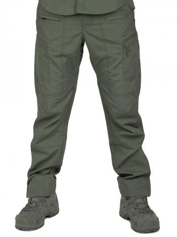 Летние тактические брюки Tactical Pro Pants, 726 ARMYFANS, арт 1210, цвет Олива (Olive)