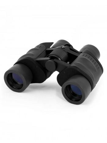Мощный бинокль для охоты и туризма Bresser 20x40, цвет Черный (Black)