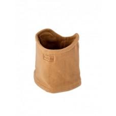 Флисовый шарф труба (Бафф) Fleece Tactical Buff, цвет Койот (Coyote)