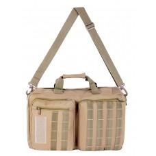 Тактическая сумка / рюкзак с системой Молле Combat Traveller, арт 908, цвет Койот (Coyote)