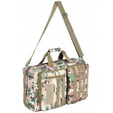 Тактическая сумка / рюкзак с системой Молле Combat Traveller, арт 908, цвет Мультикам (Multicam)