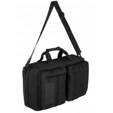 Тактическая сумка / рюкзак с системой Молле Combat Traveller, арт 908, цвет Черный (Black)