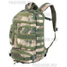 Рюкзак Тактический D-Vision, 24л, арт 909, цвет Атакс, Мох (A-TACS)