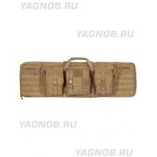 Чехол оружейный с лямками (ружейный чехол - папка), 107 см, арт PB-385-42, цвет Койот, Coyote