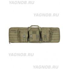 Чехол оружейный с лямками (ружейный чехол - папка), 107 см, арт PB-385-42, цвет Олива, Olive