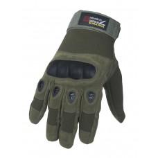 Тактические перчатки полнопалые Army Tactical Gloves, 762 Gear, арт 324, цвет Олива (Olive)