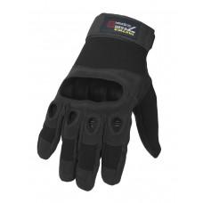 Тактические перчатки полнопалые Army Tactical Gloves, 762 Gear, арт 324, цвет Черный (Black)