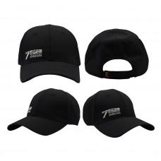 Тактическая кепка бейсболка 762 GEAR Ripstop , цвет черный