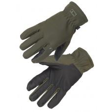 Перчатки тактические нейлоновые Gongtex 3M-Thinsulate Tactical Gloves для влажной и холодной погоды арт CGLV-0002T, цвет Олива (Olive)