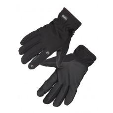 Перчатки тактические нейлоновые Gongtex 3M-Thinsulate Tactical Gloves для влажной и холодной погоды арт CGLV-0002T, цвет Черный (Black)