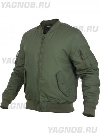 Куртка Пилот мужская утепленная (бомбер), GONGTEX Tactical Ripstop Jacket, осень-зима, цвет Олива (Olive)