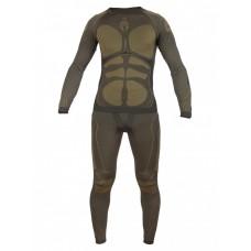 Термобелье копрессионное Functional Underwear, 726 GEAR, принт Sparta, 100% Полиэстер, арт 8078, цвет Олива (Olive)