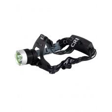 Мощный  налобный светодиодный аккумуляторный фонарь HL-160 (полный комплект)